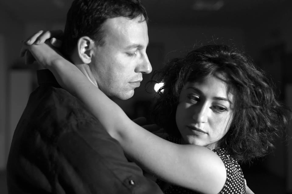Margherita Martucci e Federico Galli - Tango Touch