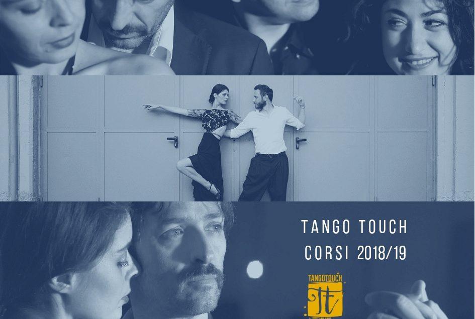 Tango Touch - corsi Tango Argentino Milano 2018 2019