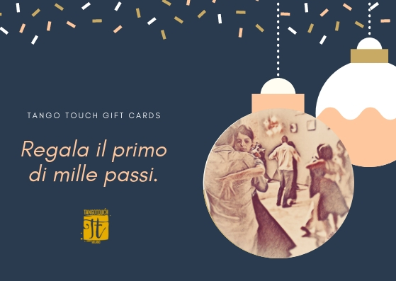 Tango Touch Gift Cards Natale