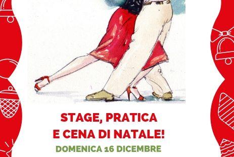 Tango Touch - stage pratica e e cena di Natale