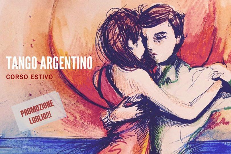 Tango Touch - Minicorso estivo tango argentino