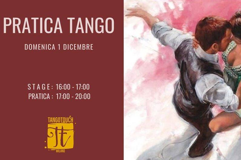 Stage e Pratica Tango Argentino a cura di Tango Touch