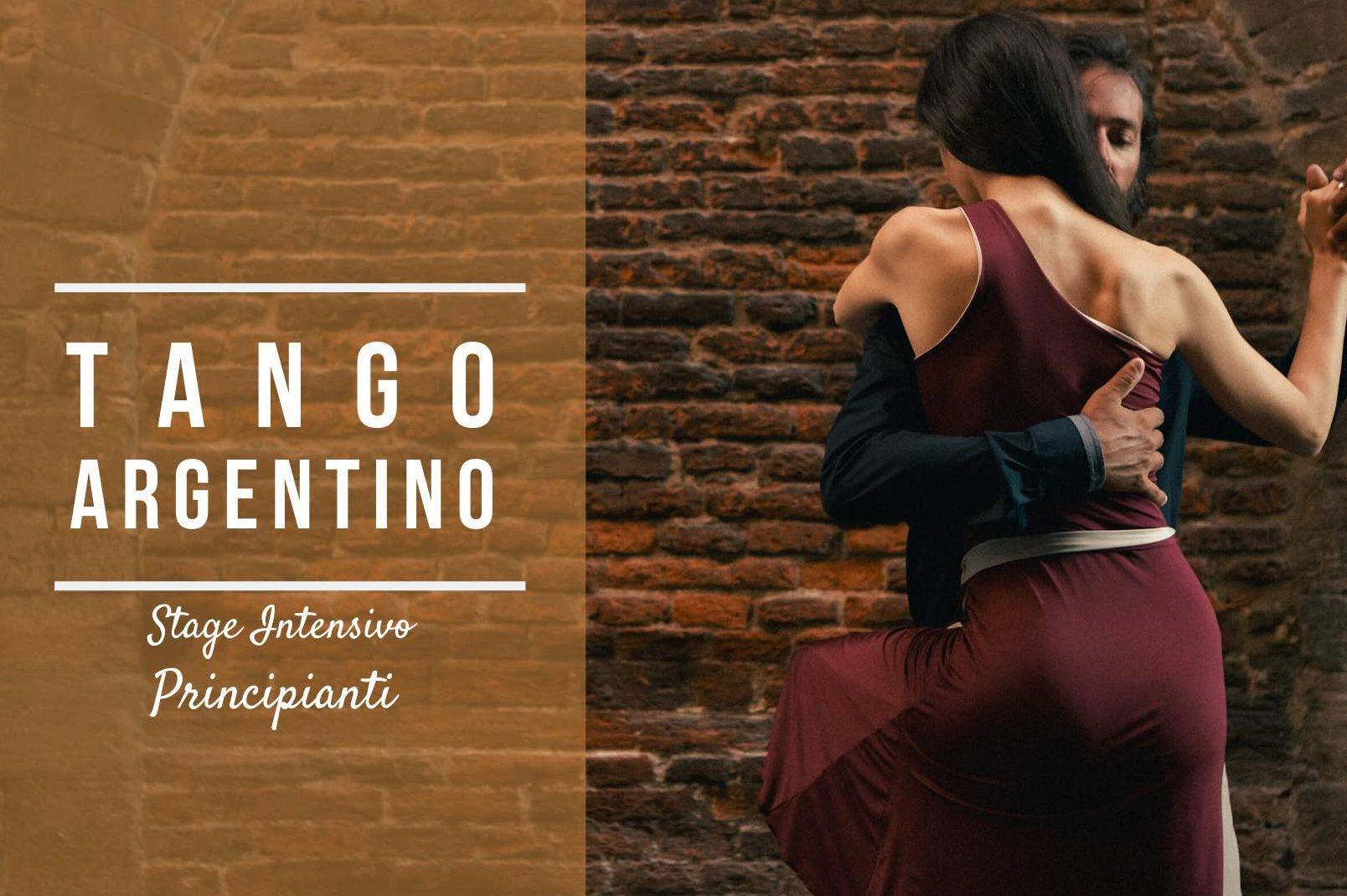 Tango Argentino Principianti Assoluti