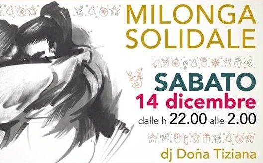 milonga solidale oltretango 14 dicembre