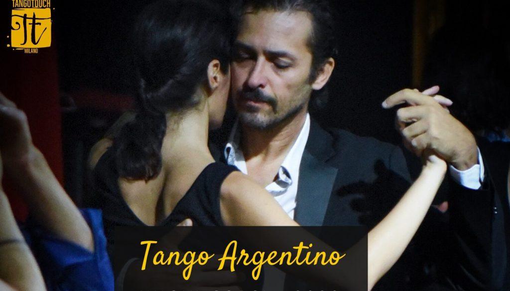 Tango Touch Nuovi Corsi 2020 2020