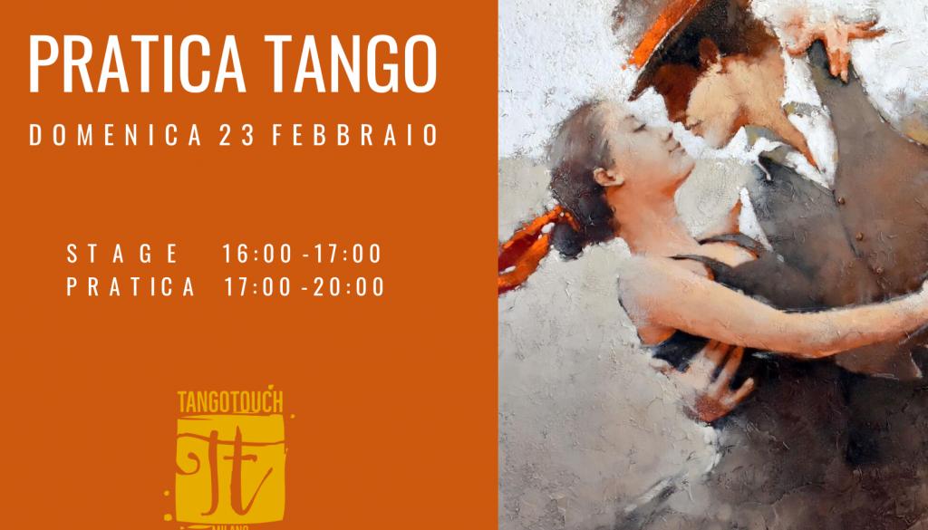 Tango Touch Pratica Tango Milano Copertina Evento FB