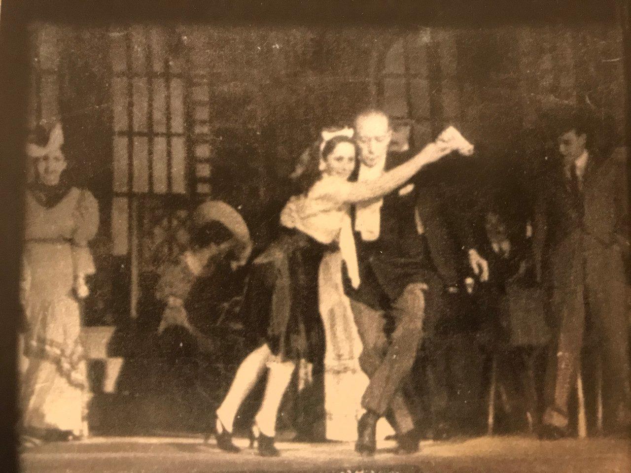 Ballerini di Milonga